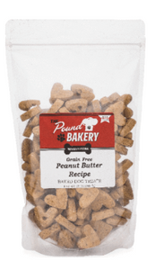 Healthy & Wholesome Grain Free Dog Treats. 2 Varieties - Woof Woof Baby