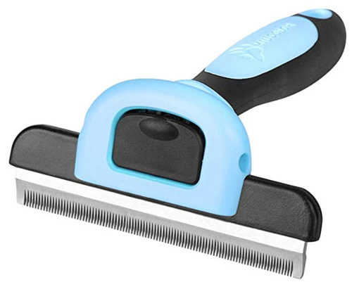 Deshedding Tool for Short or Medium Hair Dogs - Woof Woof Baby
