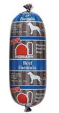 Load image into Gallery viewer, Redbarn Naturals Dog Food Beef Roll - 4 oz / 10 oz / 2 lb - Woof Woof Baby