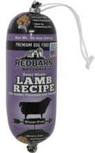 Load image into Gallery viewer, Redbarn  Naturals Dog Food  Lamb Roll- 10.5 oz / 2lb 3 oz - Woof Woof Baby