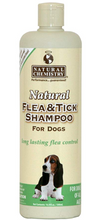 Load image into Gallery viewer, Flea & Tick Shampoo All Natural