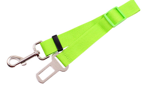 Secure and Safe Dog Seat Belt Harness
