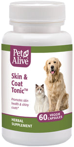 Skin and Coat Tonic™ for Shiny & Glossy Fur