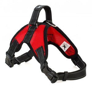 Dog Harness Vest Collar High Quality for S, M, Lg, XLg