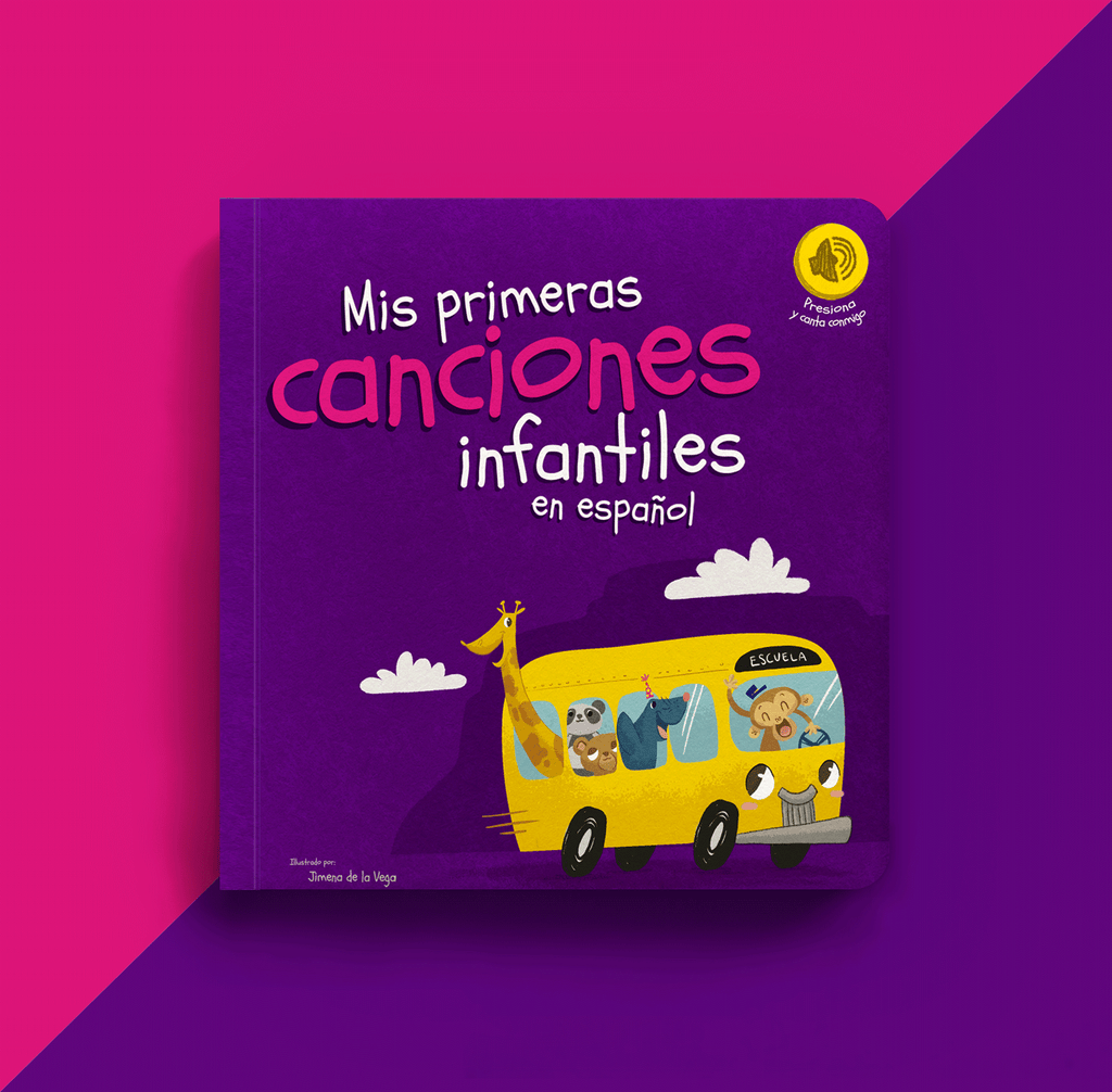 Pre-Order: My First Children's Songs in Spanish