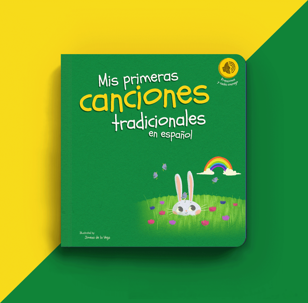 My First Traditional Songs in Spanish (Pre-Order)