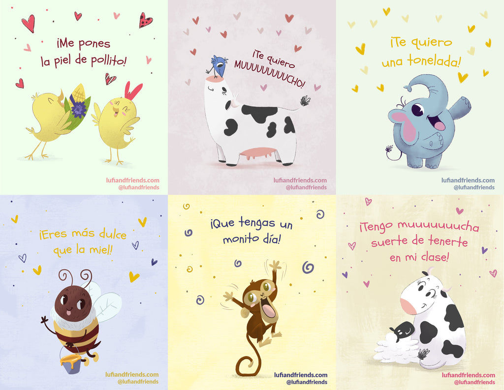 MORE PRINTABLE VALENTINE'S DAY CARDS!