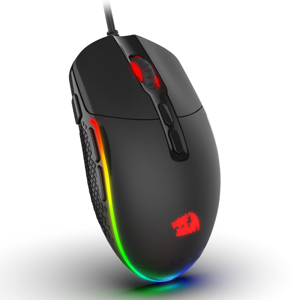 Redragon Invader M719  Wired Optical Gaming Mouse