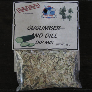 CUCUMBER AND DILL DIP MIX