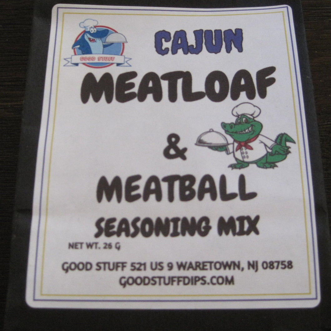 MEATLOAF MIX- CAJUN