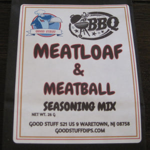 MEATLOAF MIX- BBQ