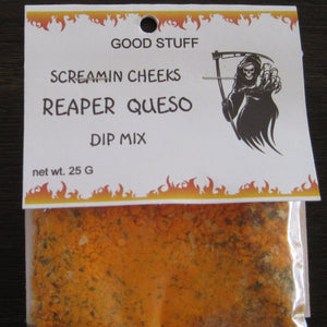 REAPER QUESO dip mix