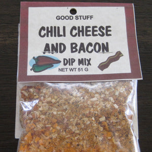 CHILI CHEESE AND BACON DIP MIX