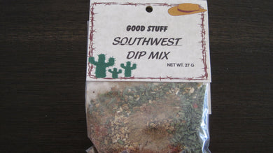 SOUTHWEST dip mix