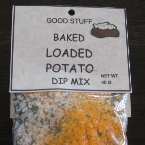 BAKED LOADED POTATO DIP MIX