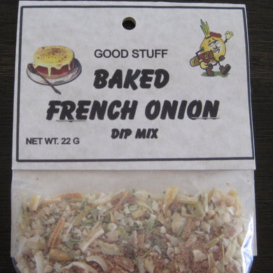 BAKED FRENCH ONION DIP MIX