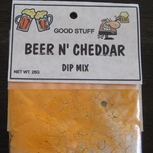 BEER N CHEDDAR DIP MIX