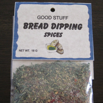 BREAD DIPPING SPICES- ORIGINAL
