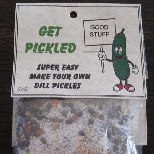 GET PICKLED PICKLE MIX