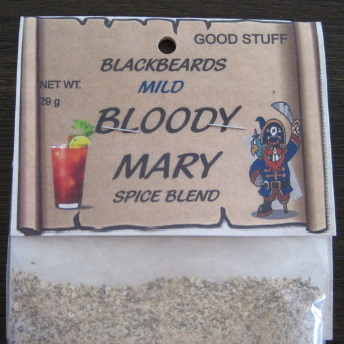 BLACKBEARDS BLOODY MARY mix, mild