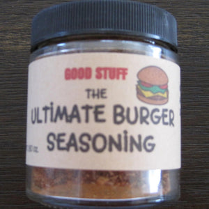 ULTIMATE BURGER SEASONING