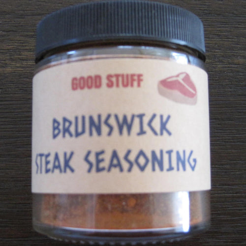 BRUNSWICK STEAK SEASONING