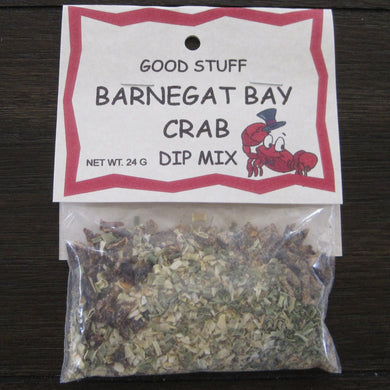 BARNEGAT BAY CRAB DIP MIX