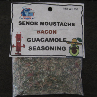 GUACAMOLE SEASONING- BACON