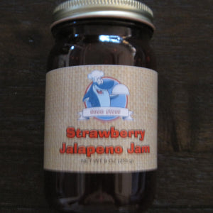strawberry jalapeno jam