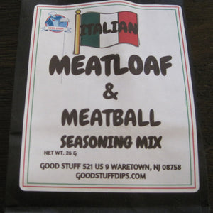 MEATLOAF MIX- ITALIAN