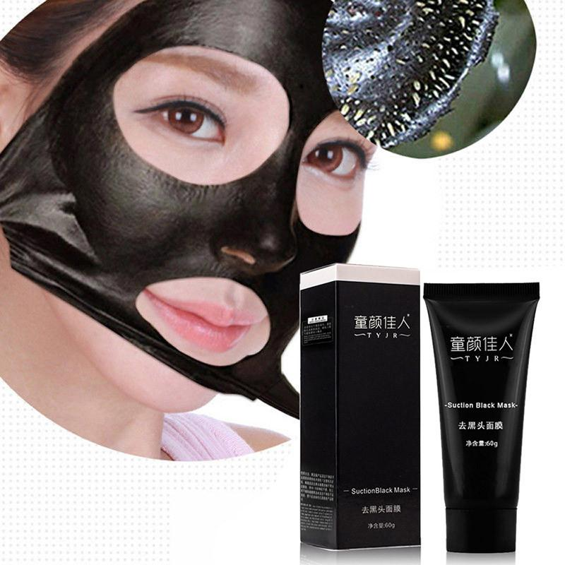 Black Mud Deep Cleansing Facail Mask Remove Blackheads