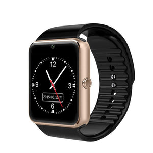 Bluetooth Smart Watch with SIM Card Slot and 2.0MP Camera