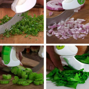 Circular Rolling Kitchen Knife