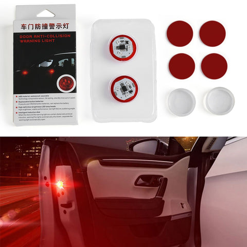 Image of 2pcs Universal Car Door Opening Light