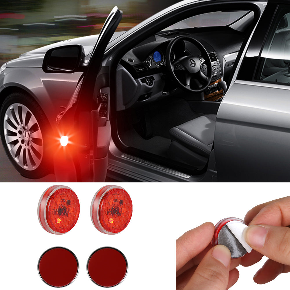 2pcs Universal Car Door Opening Light