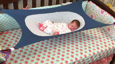 Image of Baby Safety Adjustable Hammock