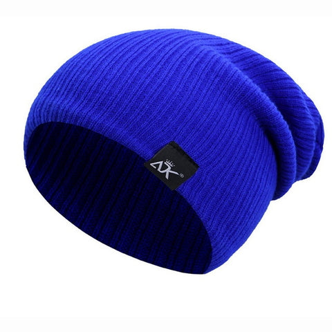 Image of Winter Hat Knitted Wool