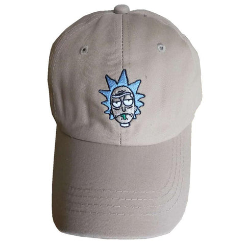 Rick And Morty Hip Hop Cap