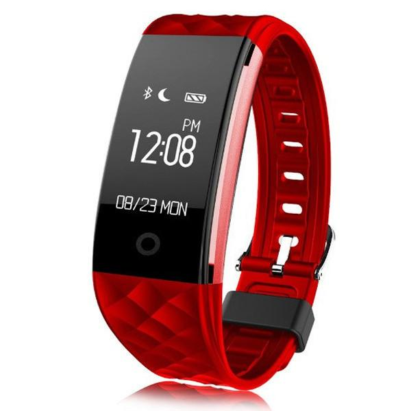 S2 Waterproof Fitness Tracker Smart Watch