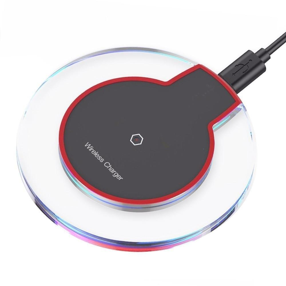 Ultra Slim QI Wireless Charging Pad