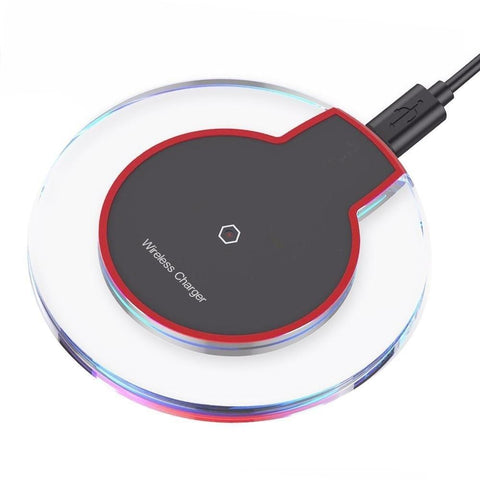 Image of Ultra Slim QI Wireless Charging Pad