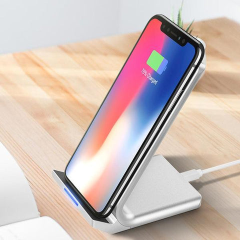 Image of Wireless Desktop Smartphone Charger