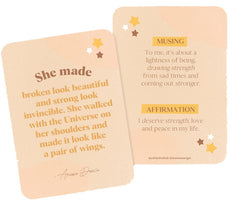 Daily Mantras Affirmation Cards