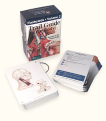 Trail Guide to the Body Flashcards - Vol 2, 6th Edition