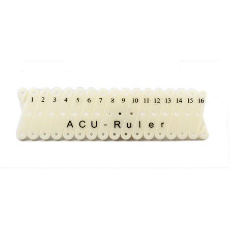 Acu Locator Ruler