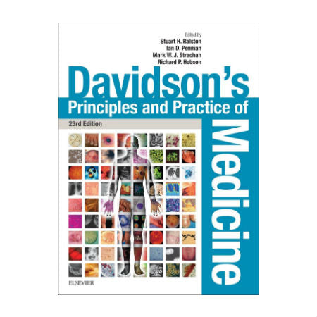 Davidson's Principles and Practice of Medicine 23rd Ed