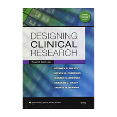Designing Clinical Research 4th Edition