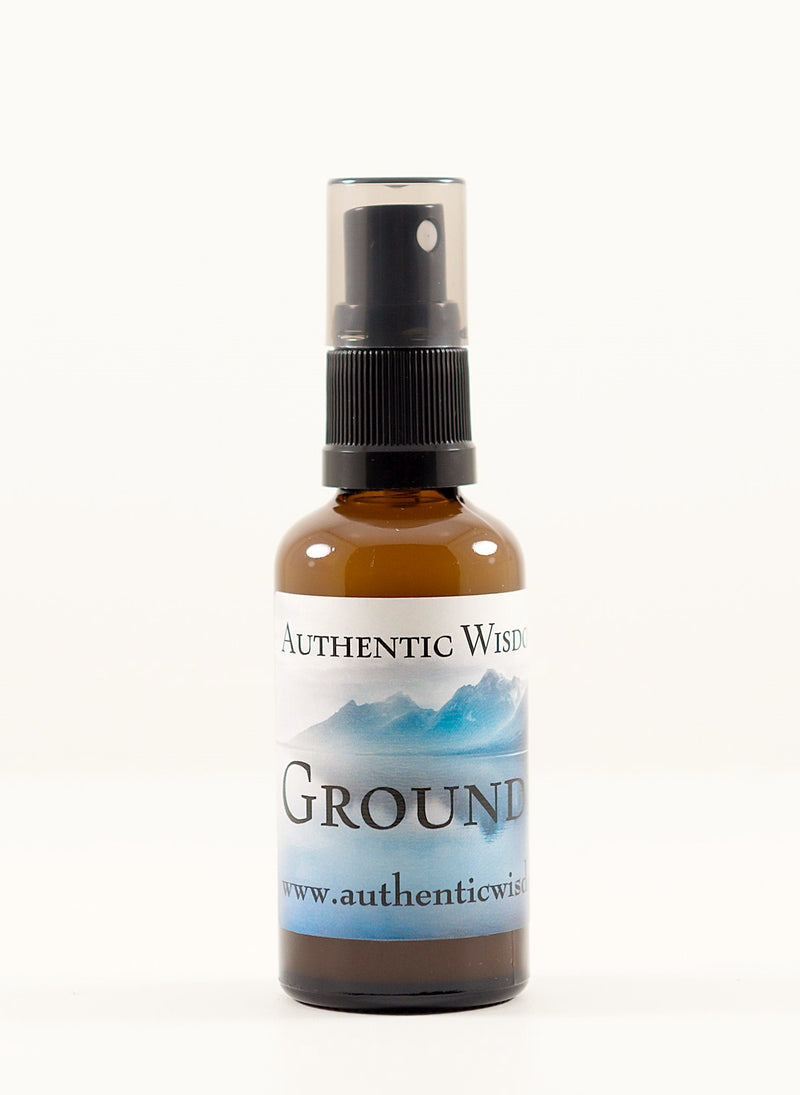 Authentic Wisdom Vibrational Mist - Grounding