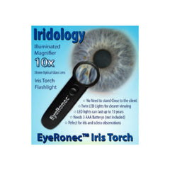 Iris Torch - 10x LED Magnifier