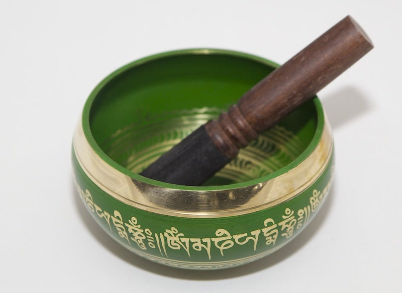 Tibetan Singing Bowl 10.5cm